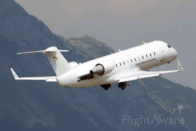 Canadair Regional Jet CRJ-100 (2-двиг. реакт.) (CRJ1) Aircraft ...